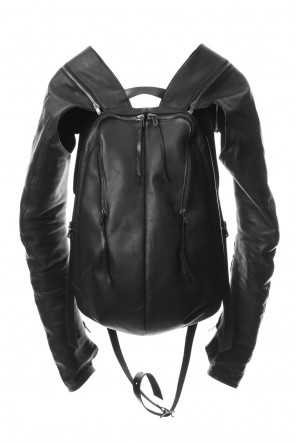 SADDAM TEISSY19-20AWHorse Leather Sleeve Attached Back Pack - ST109-0019A