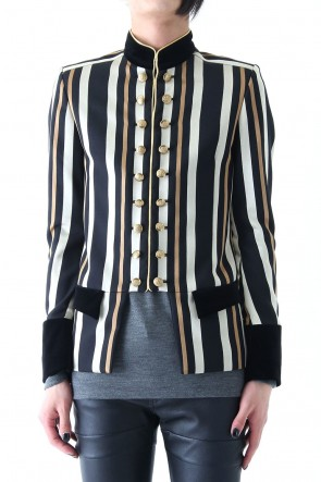 REGIMENTAL WIDE STRIPE JACKET
