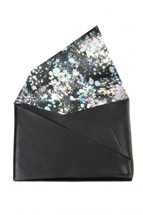 No,No,Yes! 19-20AW No,No,Yes! -shosa- Clutch bag (L) Soap bubble