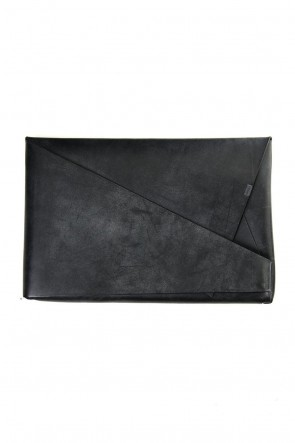 No,No,Yes! 19-20AW No,No,Yes! -shosa- Clutch bag (M) Bridle Black