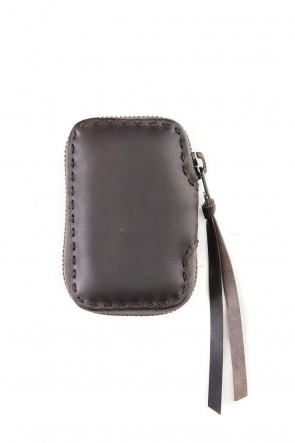 DEVOA 20SS Key case - Charcoal