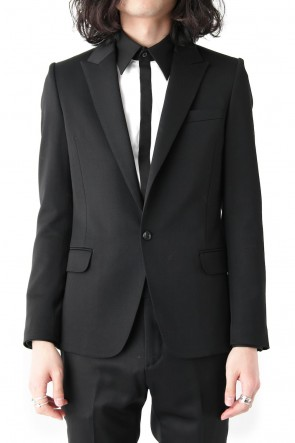 GalaabenD 17W Tuxedo Cloth Stretch 1B Jacket