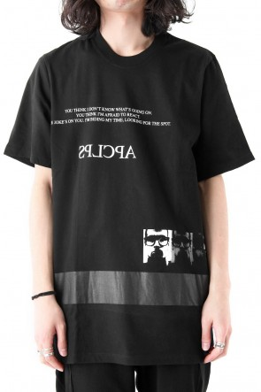 JULIUS 18SS APCLPS T-SHIRT - JULIUS