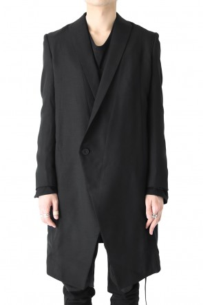 JULIUS 18SS HARNESS LONG TAILORED JACKET - JULIUS