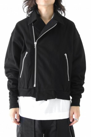 JULIUS 17-18AW W RIDERS EASY JACKET