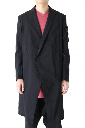 JULIUS 18SS TRENCH TAILORED JACKET - JULIUS