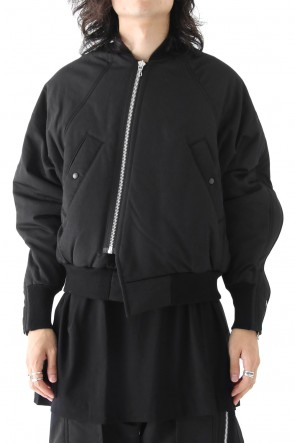 JULIUS 17-18AW SLASHING REVERSIBLE JACKET