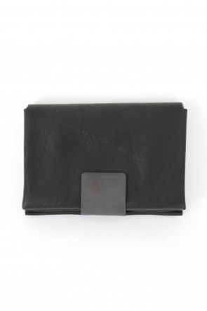 iolom Classic Japanese Horse Leather Card Case