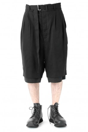 The Viridi-anne 18SS Hard Twist Boil Shorts