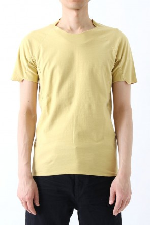 individual sentiments - Short Sleeve T Cotton Linen Jersey CT44S-LJ3