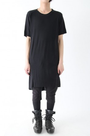 LEON LOUIS 17SS 17SS WIDE SILK TEE