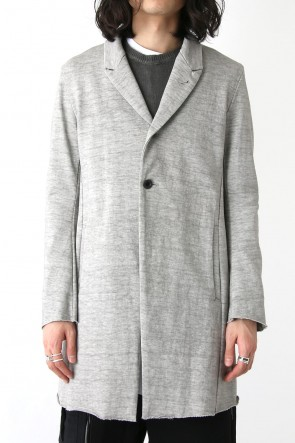 The Viridi-anne 18SS Hanging Inlay Long Jacket