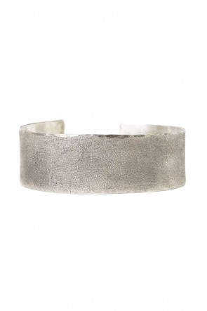 iolom Classic Rusty Silver Bangle