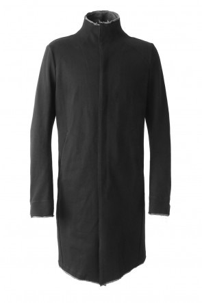 SADDAM TEISSY 18SS Heavy Jersey Cotton Jersey Coat