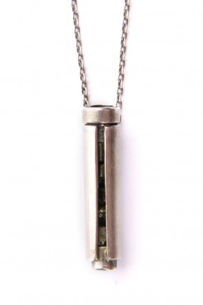 iolom Classic Cylinder Necklace - io-03-080