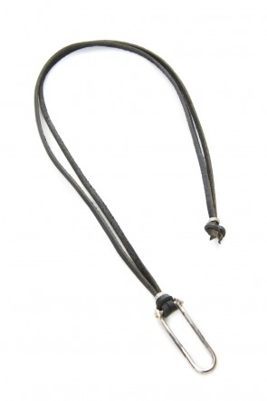 iolom Classic Spectacle holder necklace - io-03-084 Black