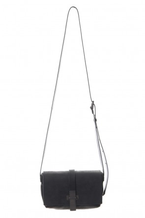 iolom Classic Oblong Mini Shoulder Bag - B - Black