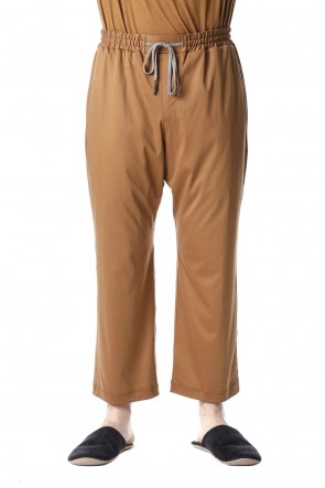 H.R 6 20SS Classic Baggy Pants Camel for men