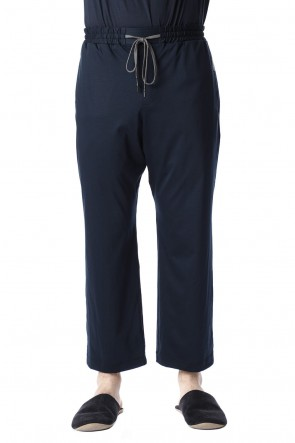 H.R 6 20SS Classic Baggy Pants Dark Navy for men