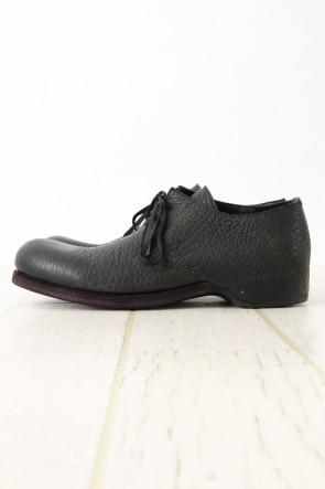 individual sentiments 15-16AW Bison Leather Derby In Heel - IS_S11_IN_BIS1