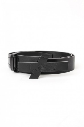 JULIUS 17SS 17SS Downwards Belt
