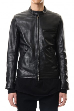 LITHIUM HOMME 19-20AW LEATHER SINGLE RIDERS
