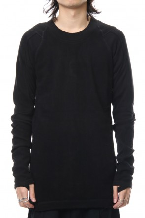 LEON LOUIS 18-19AW Trigon Elbow Sweat