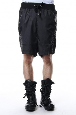 LEON LOUIS 18SS VIRAX CROTCH SHORTS