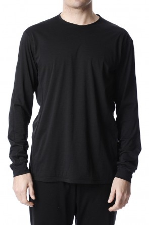 H.R 6 20SS Classic Long sleeve Black for men