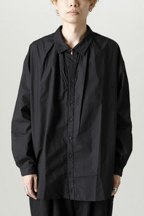 GARMENT REPRODUCTION OF WORKERS21-22AWマキニヨン シャツ  ブラック