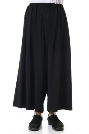 B Yohji Yamamoto 19-20AW Front and Back Button Pants
