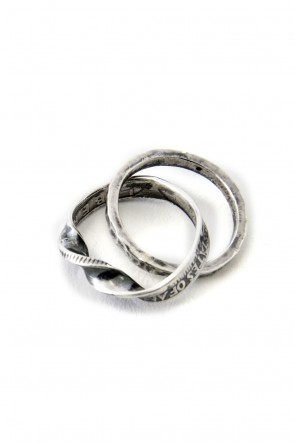 Ring NW5 Silver