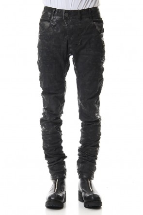 BORIS BIDJAN SABERI 20SS P13-Tight-fit - F177 - Used Black