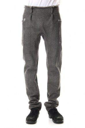 WARE19-20AWHeavy Jersey Pants Carbon