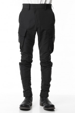 DEVOA 19SS Cargo Pants High Density Polyester