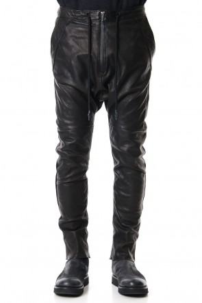 RIPVANWINKLE 19-20AW MOTORCYCLE LEATHER PANTS