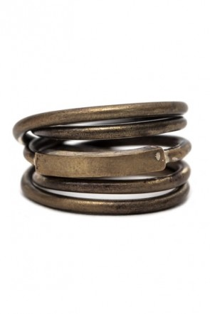 iolom Classic Ring 015 Brass
