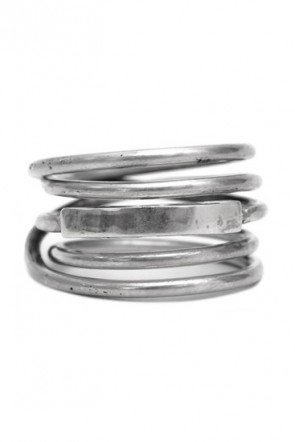 iolom Classic Ring 015 Silver
