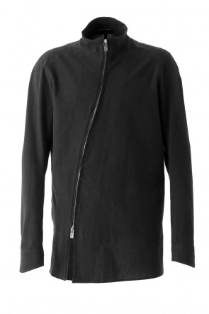 SADDAM TEISSY 17-18AW High-Neck Zip Long Shirt