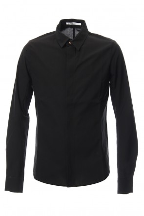 individual sentiments 18-19AW Shirt SH21 Cotton Boil Black