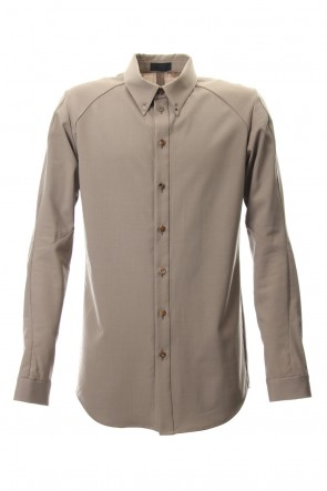 DEVOA 19SS Shirt Wool Stretch