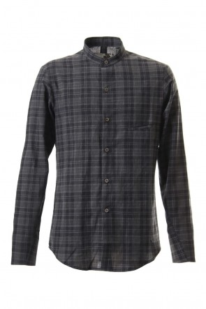 Hannibal 19SS shirt jagos - Dark checked
