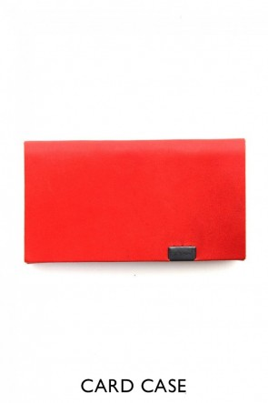 No,No,Yes! BASIC No,No,Yes!  -shosa- BASIC Card Case Red