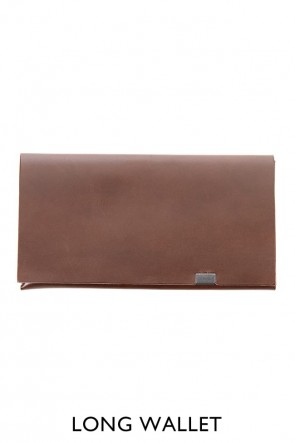 No,No,Yes! BASIC No,No,Yes! -shosa- BASIC Long Wallet D-Brown