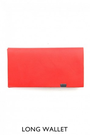 No,No,Yes! BASIC No,No,Yes! -shosa- BASIC Long Wallet Red