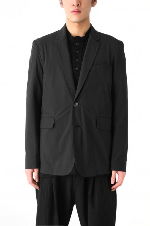 Song for the Mute 16SS Vertical Pocket Long Blazer
