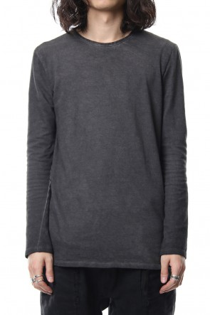 SADDAM TEISSY 18-19AW Cold dyed long sleeve T-Shirt