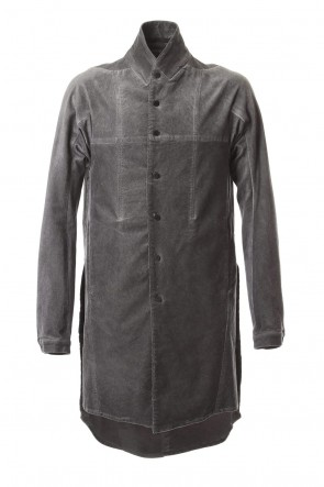 D.HYGEN 19-20AW Stretch corduroy Cold dyed Long shirts - ST102-0019A