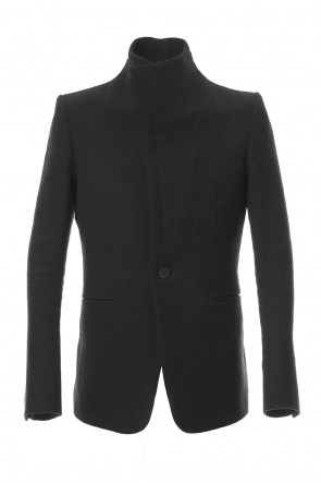 SADDAM TEISSY 19-20AW High neck Tailored jacket - ST104-0019A