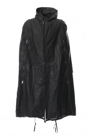 SADDAM TEISSY 18-19AW Tyvek Hooded Cape